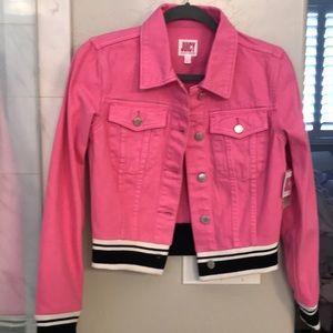 Juicy Couture Denim Jacket NWT